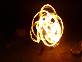 Fire Show 02 by K1ku-Stock