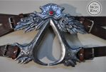 Assassin's Creed II belt 2 by Arenaldiel