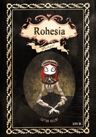 Rohesia - Prologue - cover by CottonValent