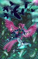 Bright Wings by twapa