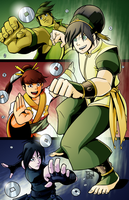 Team Beifong by chickenMASK