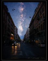 MilkWay Rise on Roma by Gabbagabbahei