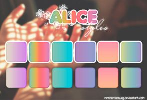 'Alice' styles by MrsNarniaSwag