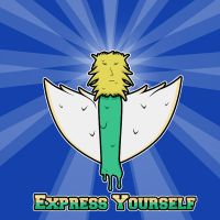 Express Yourself by MrP3pC