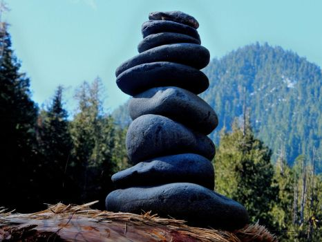 Cairn by bootlacephotography