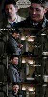 The ''Dean miss Cas'' saga 1/3 by BeccaMalory
