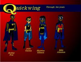 The quickwing evolution by KiteBoy1