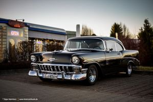56 Bel Air by AmericanMuscle
