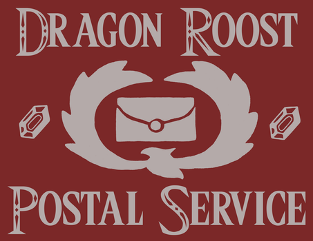 Dragon Roost Postal Service by Mist-Fang
