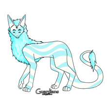 chubby-choco : Frost by GuardianAdoptables