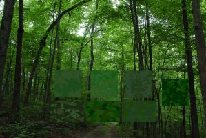 Proposed camouflage patterns for my Alt. History. by bar27262