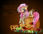Happy Halloween - Mummyshy by Mayuen