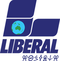 Earthican Liberal Party by stagyika