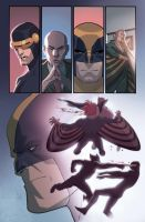 X-Men Gold by ZurdoM