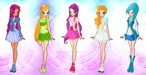 Winx: Delix Maglia University by DragonShinyFlame