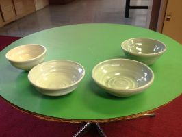 Another Four Bowls by Explonova