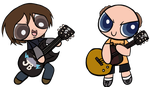 puff PC_Jack Black n Kyle Gass by G-Blue16