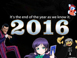 It's the End of the Year as We Know It by KingpinOfMemes