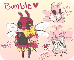bumble by hunniebuzz