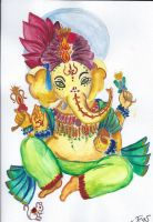 Ganesha by Ophiostoma