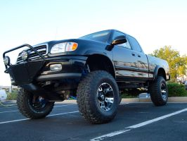 Black Tacoma by Swanee3