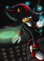Shadow the Soulkeeper by GhostieShadow