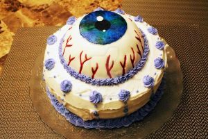 Optometry Cake by volunterymadness57