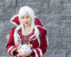 Female Vladimir cosplay - League of Legends by KawaiiNoHime