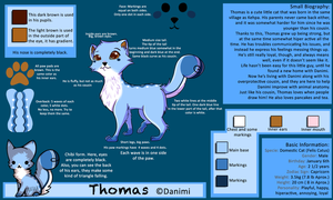 Thomas: Reference by Danimi
