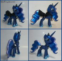 Princess Luna 3 by MadPonyScientist