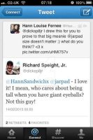 RICHARD SPEIGHT JR LOVES MY ARTWORK. AHHHH!!! by ChibiVillage