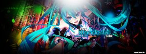 Hatsune Miku: It's A Wonderful Life by YoshiSouls