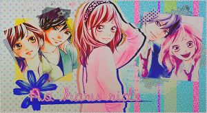 OUT - Ao Haru Ride by shiroppu