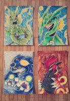 Weather-Trio Cards by Nadi-Chan
