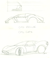 Reclus Gama Concepts by DaiGurrenDrift