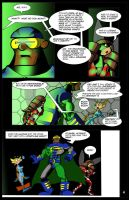 Most Wanted page four by bogmonster