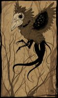 Hellbird by silentkitty
