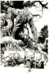 Wonder Woman issue 36 teaser preview Swamp Thing! by Blasterkid