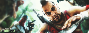 Far Cry 3 - Facebook Cover Photo by enveedesigns