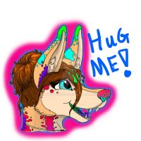 My badge right side by WulfGecko