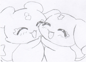 Mipple and Mepple by Serenity93