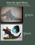 2 years of art by TDC-Art7