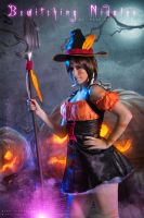 BEWITCHING NIDALEE by PECKPHOTOGRAPHY