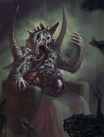 Lord Malal by Morporg