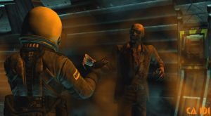 Resident Evil In Space: Gameplay Concept by CharonA101