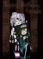 Tira and Tahnz by Lttle-Horrors