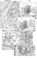 Pencils for ink sample by rogercruz