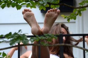 On The Porch by nikongriffin