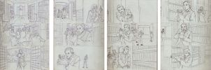 hitgirl storyboard by pain16