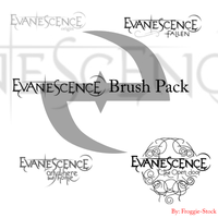 Evanescence Brush Pack by Froggie-Stock